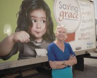 Saving Grace rescues leftovers to give others a good meal