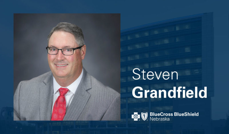 Grandfield selected as next President and CEO of Blue Cross