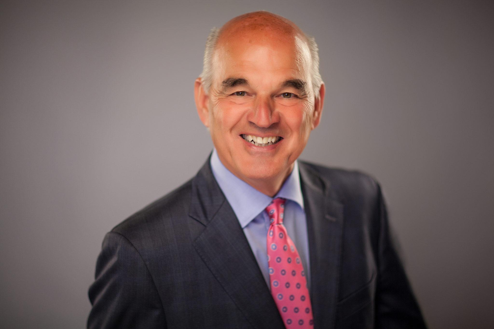 President of Vetter Health Services, Glenn Van Ekeren