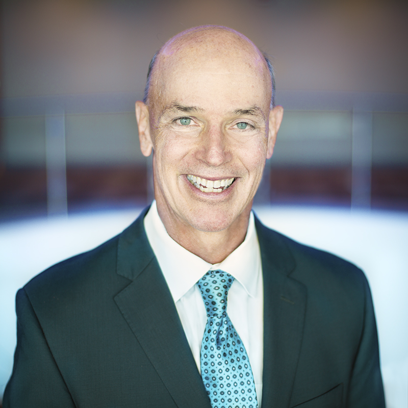 Tim McGill, chief sales and marketing officer