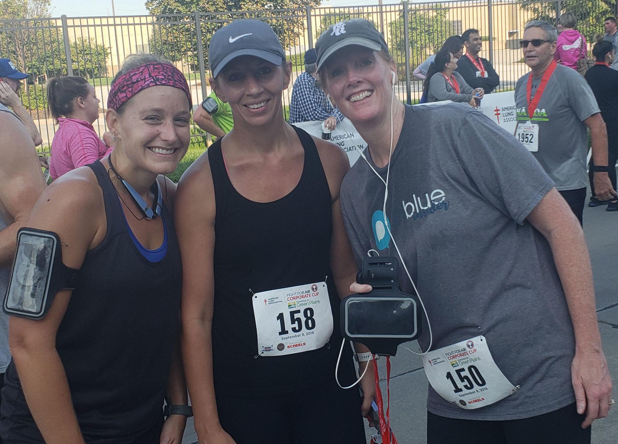 BCBSNE runners