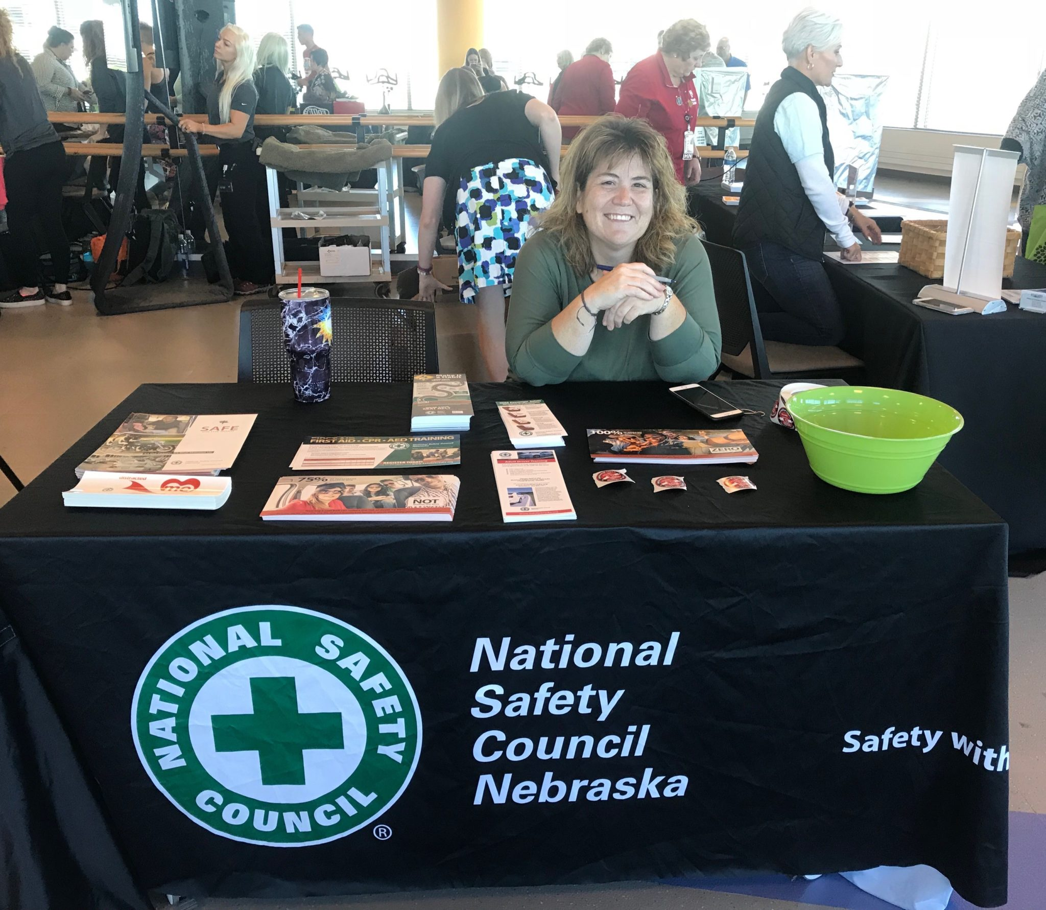 Annual Health Safety And Employee Benefits Fair Proves