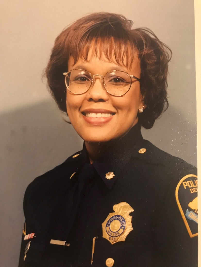 Smith was the first Black woman in Nebraska to become a police officer